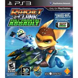Ratchet & Clank Full Frontal Assault (Q Force) (PS3)