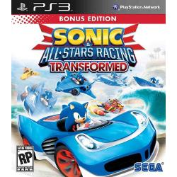Sonic & All-Stars Racing Transformed (Allstars All Stars) (PS3)