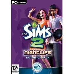 Sims 2 II Nightlife EXPANSION (PC)