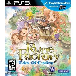 Rune Factory Tides of Destiny (PS3)