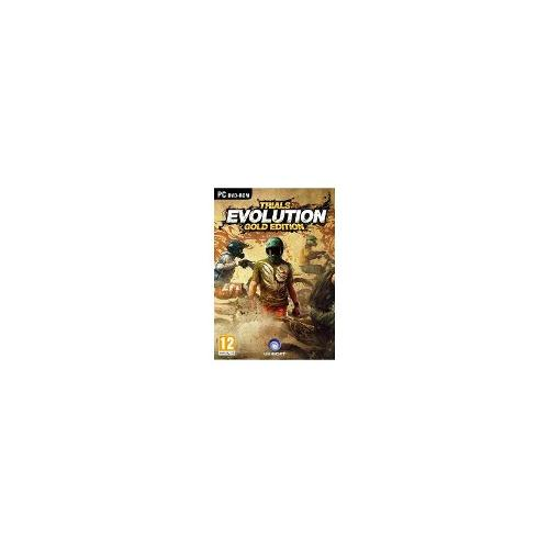Trials Evolution Gold Edition Steelbook (PC)