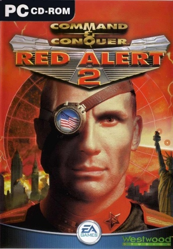 Command - Conquer Red Alert 2 (PC) GAME