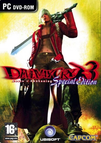 Devil May Cry 3 Dante's Awakening Special Edition (PC) GAME