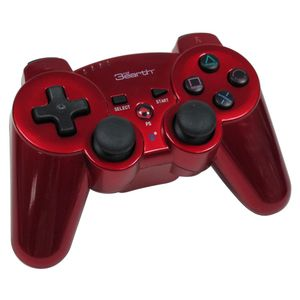 PS3 Bluetooth Wireless Controller - Red