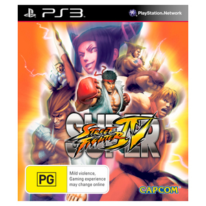 PS3 Streetfighter