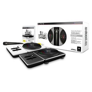 PS3 DJ Hero 2: Party Bundle