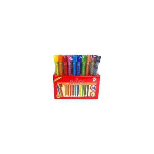 Faber-Castell Connector Twist Crayons 100 Pack