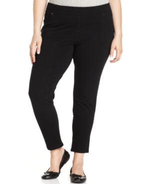Style&co. Sport Plus Size Pants, Lounge Pull-On