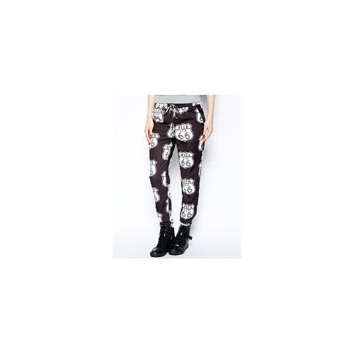 Joyrich Rich 66 Pants - Black