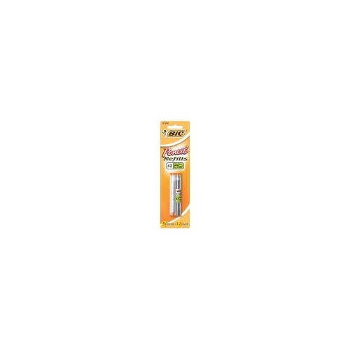 BIC Leads and Eraser Refills 0.7mm HB