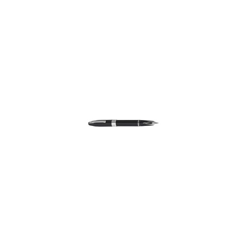 Sheaffer Legacy Heritage Fountain Pen Black Featuring Palladium Plate Trim