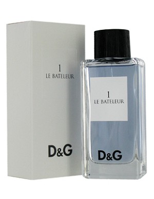D&G 1 LE BATELEUR 100ml EDT SP (UNISEX) by DOLCE & GABBANA