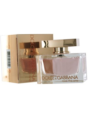 ROSE THE ONE 75ml EDP SP by DOLCE & GABBANA