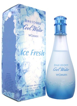 COOL WATER ICE FRESH 100ml EDT SP by DAVIDOFF