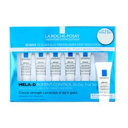 La Roche Posay Mela-D Pigment Control 30-Day Trial Set 6x3ml