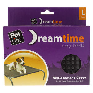 Pet Life Dream Time - Dog Bed Large Replacement Cover