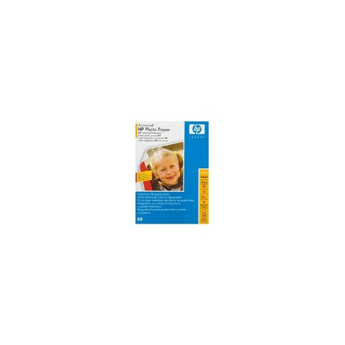 HP Photo Paper Gloss A4 Pk/25