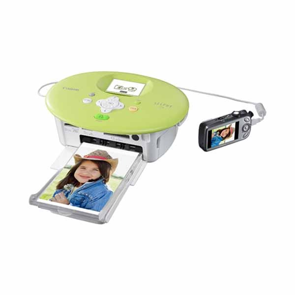 Canon Selphy CP-790 Photo Printer