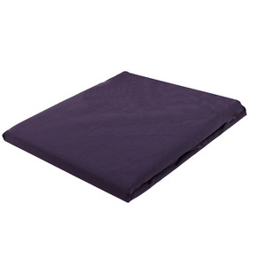 House x Home 250 Thread Count Tailored European Pillow Case - Purple