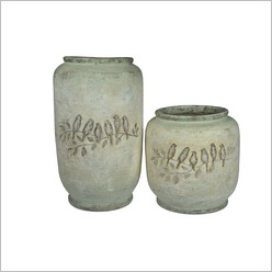 Madras Link - Roost Planter Size: Small - Planters