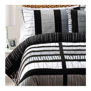 Queen Quilt Cover Set - Soho