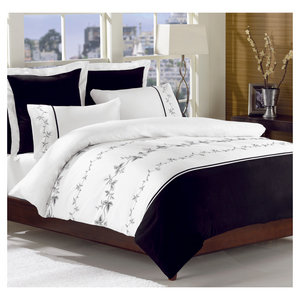 House x Home Collection King Quilt Cover Set - Bijoux