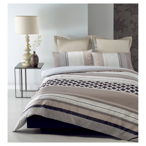 House x Home Collection Queen Quilt Cover Set - Capri