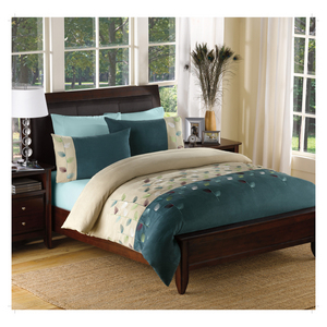 House x Home Queen Quilt Cover Set - Marais
