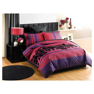 House x Home Collection Queen Quilt Cover Set - Alexia