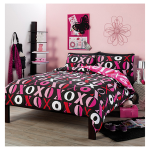 XH SB XOXO Quilt Cover Set
