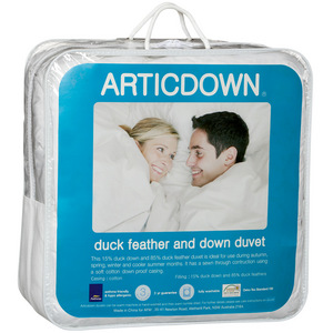 Artic Down Duvet - King