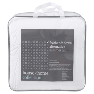 House x Home Feather & Down Alternative Quilt SB