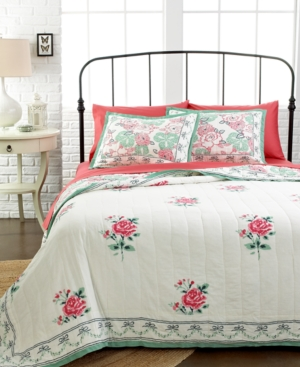 Pavali Twin Quilt Bedding