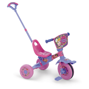 Trike with Handle - Princess
