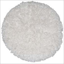 Madras Link - Corfu Round Rug in Shell - Rugs