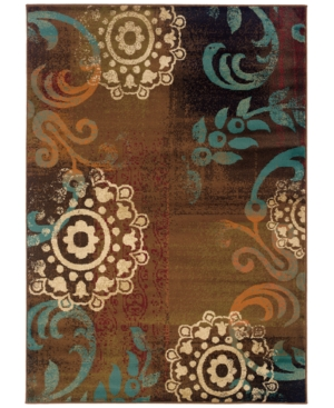 """MANUFACTURER'S CLOSEOUT! Sphinx Area Rug, Gramercy 2822A 1'10"""" x 7'6"""" Runner Rug"""