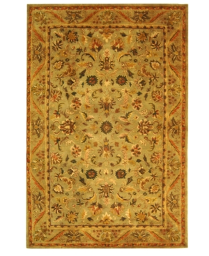 """MANUFACTURER'S CLOSEOUT! Safavieh Area Rug, Antiquity AT52A Sage 2' 3"""" x 4'"""