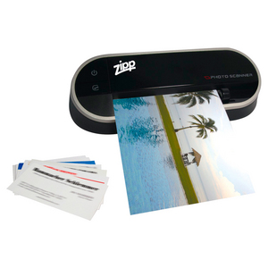 Zipp Photo And Business Card Scanner