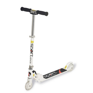 Alloy Scooter - White
