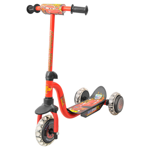 Cars 2 - 3 Wheel Scooter