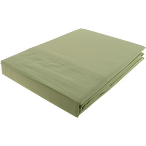 House x Home 250 Thread Count Queen Sheet Set - Green
