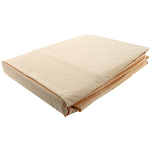 House x Home 250 Thread Count Queen Sheet Set - Cream