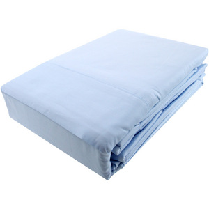 House x Home 500 Thread Count Queen Sheet Set - Blue