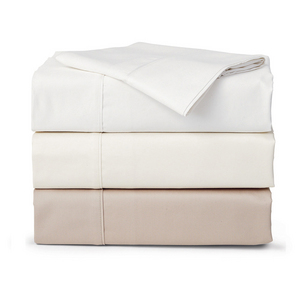House x Home Collection 1000 Thread Count King Sheet Set - Ivory