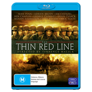 Thin Red Line - Blu-Ray Disc