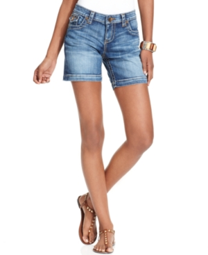 Kut from the Kloth Jean Shorts, Natalie Denim, Insistent Wash