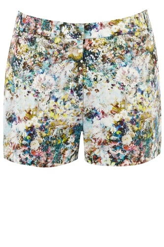 Meadow Floral Short