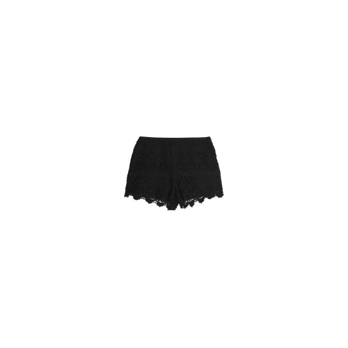 Kendall crocheted lace shorts