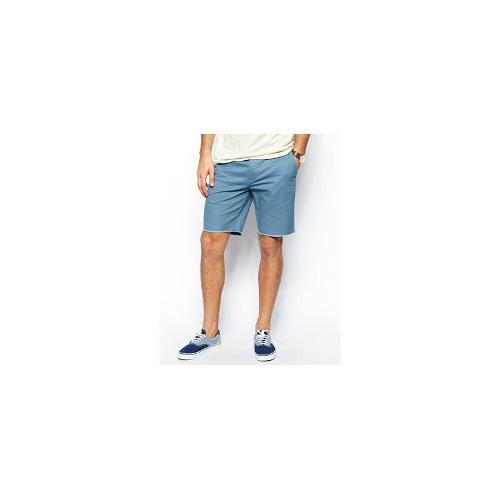RVCA Chino Shorts with Cut Off