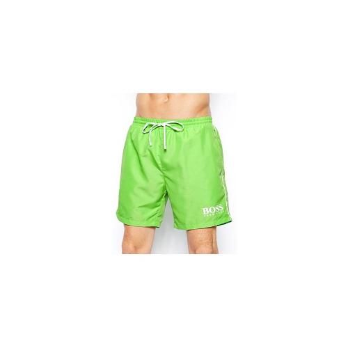 Hugo Boss Starfish Swim Shorts - Green
